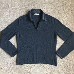 Brunello Cucinelli 100% Cashmere Sweater Sz L